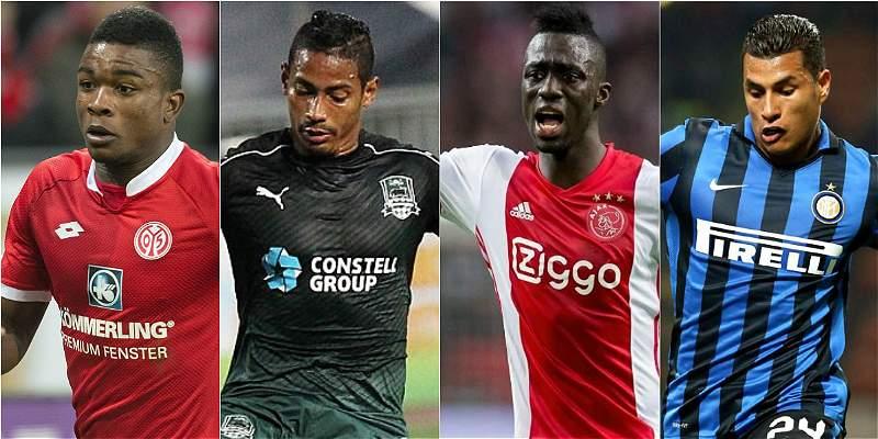 Estos son los colombianos que tendrán acción en la Europa League