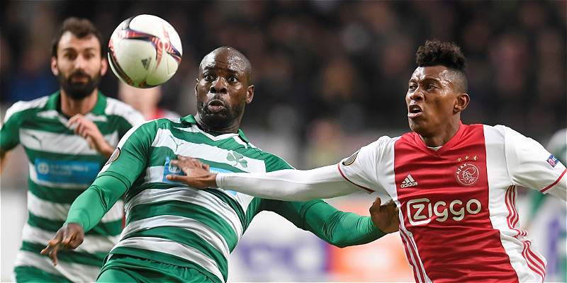 Ajax mantuvo su invicto en Europa League: venció 2-0 a Panathinaikos