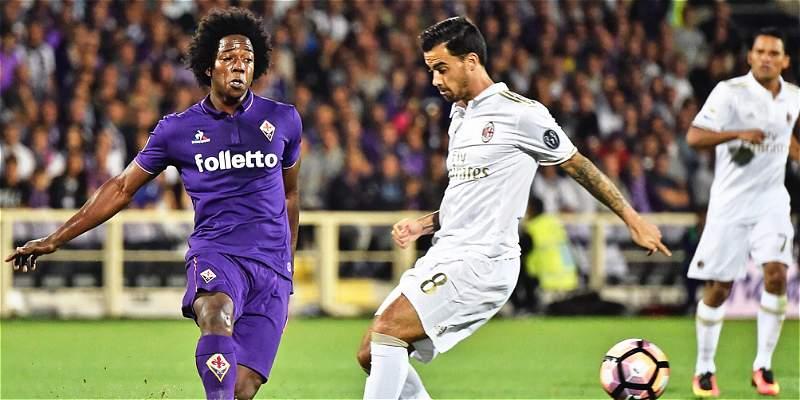 Carlos Sánchez se alista para la Europa League