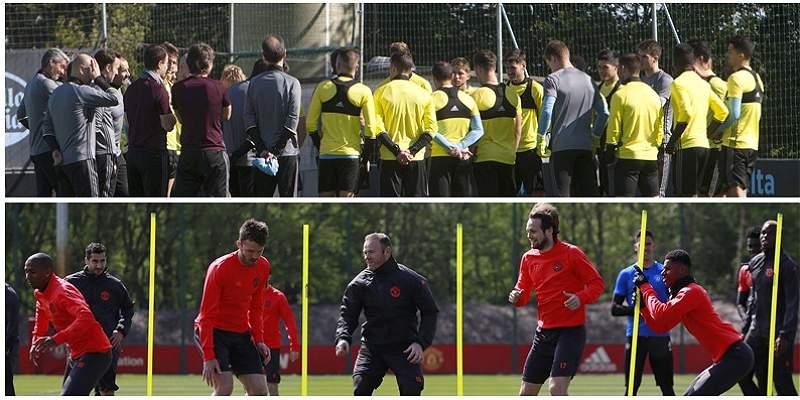 Celta, a sorprender al United en primera semifinal de Europa League
