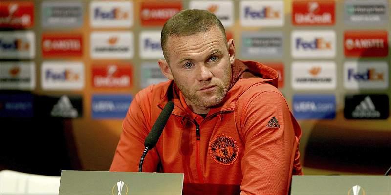 \'Vamos a darlo todo por alcanzar la final de la Europa League\': Rooney