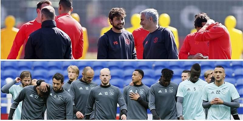 United y Ajax, a confirmar su pase a la final de la Europa League