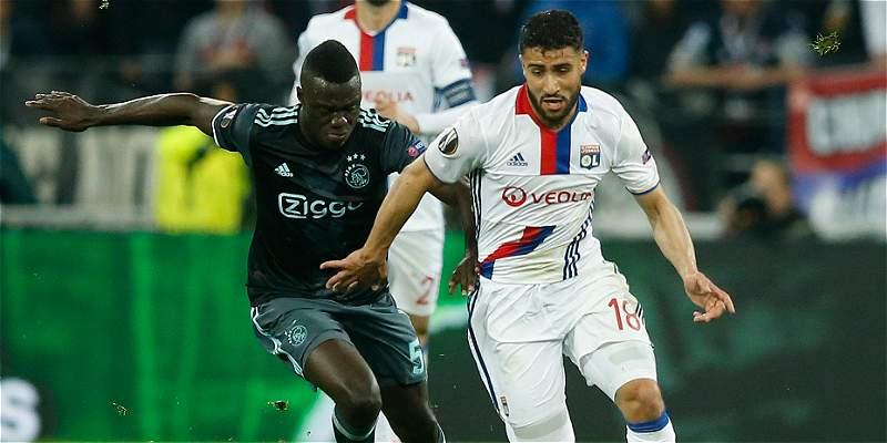Ajax sufrió pero está en la final de Europa League: cayó 3-1 con Lyon
