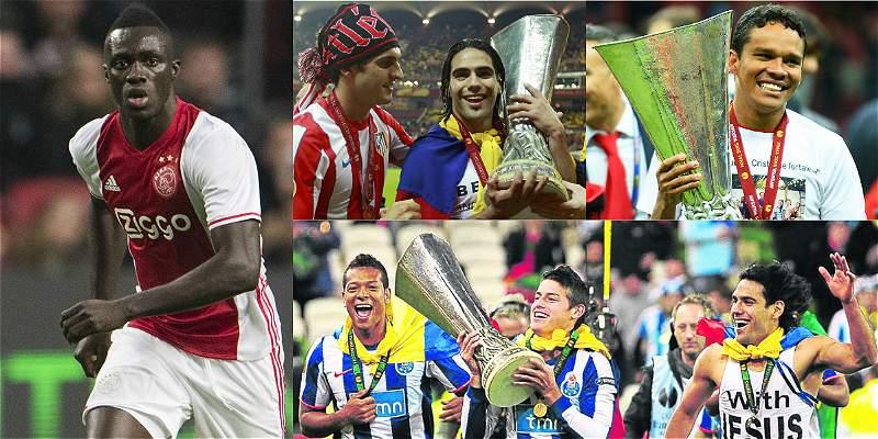 Dávinson Sánchez Ajax Europa League