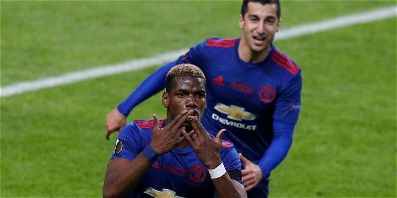 Manchester United aprovechó su experiencia y ganó la Europa League