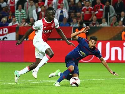 Manchester United campeón Europa League/GALERÍA