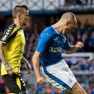 Glasgow Rangers Europa League