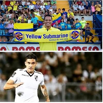 Conozca los rivales de los clubes de los colombianos en Europa League