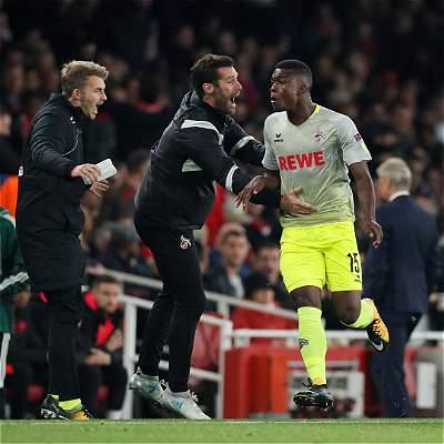 Alegría para Ospina y agridulce día para Córdoba: Arsenal 3- Colonia 1