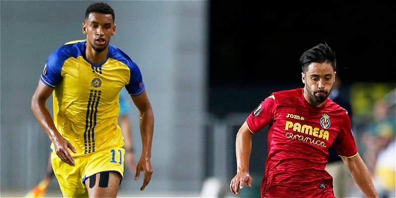 Villarreal no pudo hacer daño en su visita a Maccabi Tel Aviv: 0-0