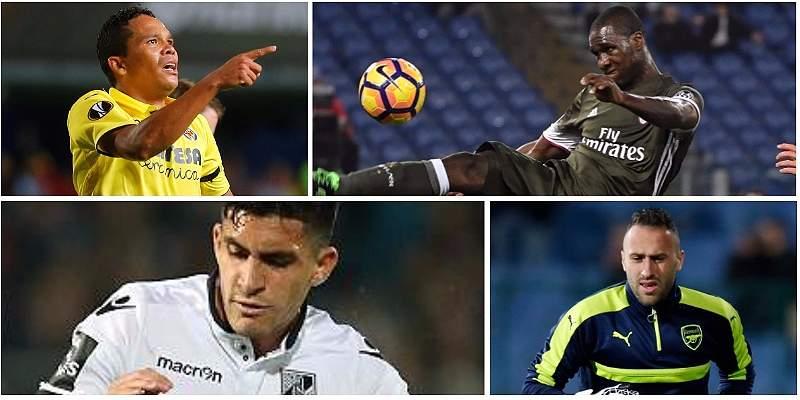 Día de Europa League y los colombianos pueden definir su clasificación