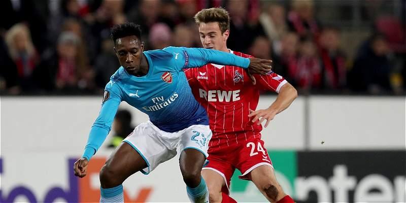Colonia y Arsenal