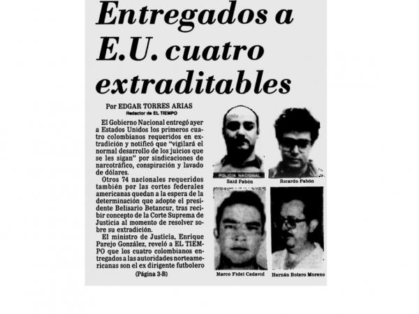 El narcotráfico en la historia del fútbol profesional