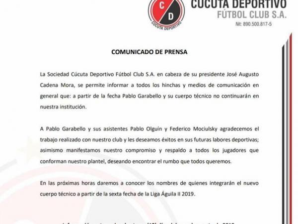 Carta Garabello