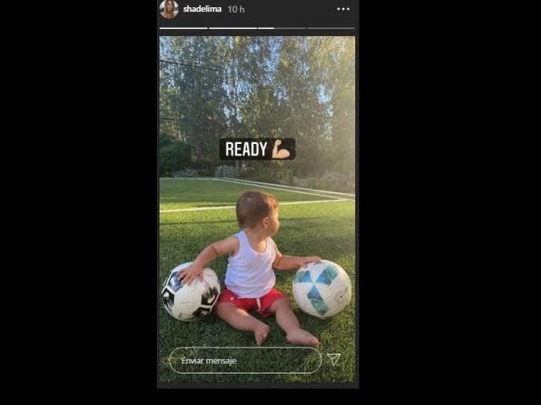 Shannon de Lima en su Instagram