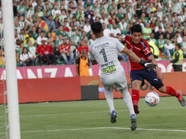 Nacional vs Medellín