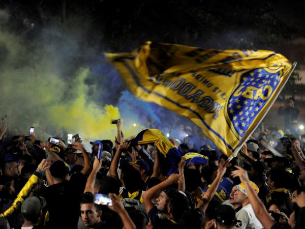 Despedida Boca Juniors
