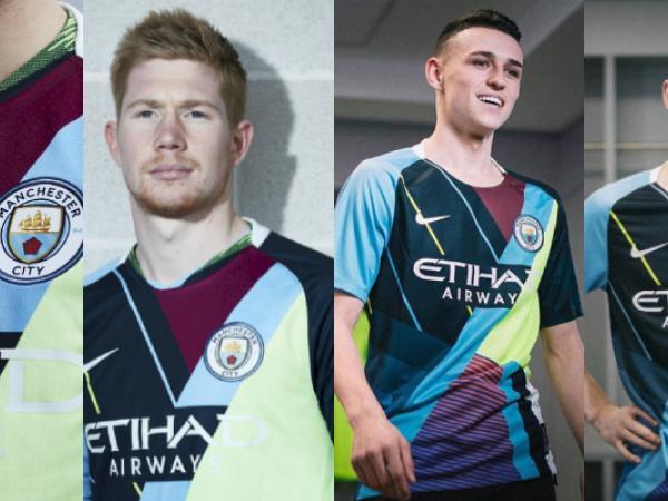 El Curioso City Nuevo Camiseta Es De Manchester Así La Diseño ZukiPX