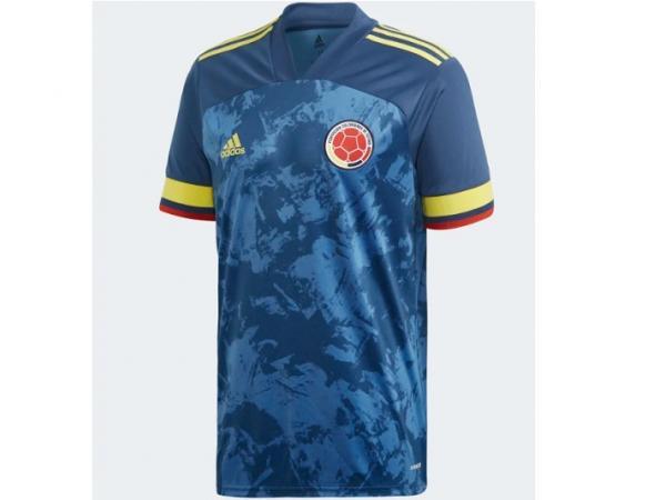 insulto sonrojo lo hizo  Adidas presentó la nueva camiseta alternativa de la Selección Colombia   Selección  Colombia   Futbolred