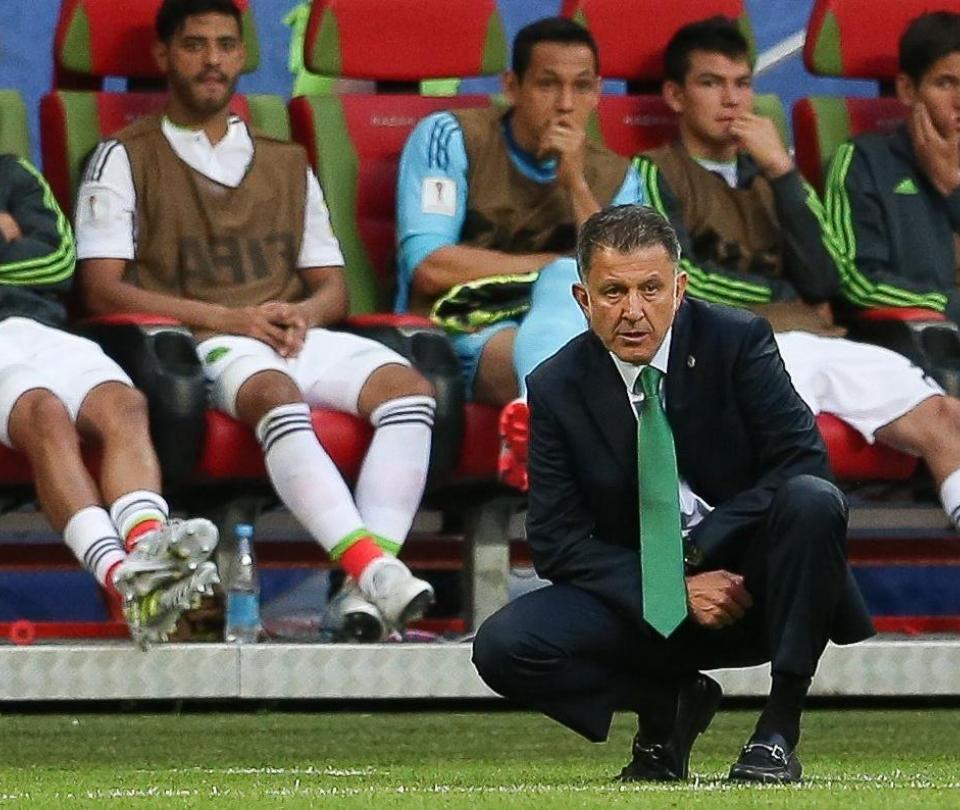 Nada que lo superan: ácida crítica desde México a Juan Carlos Osorio 1