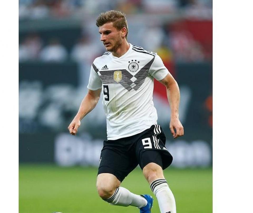 Timo Werner, la estrella alemana que podría llegar al Chelsea 2