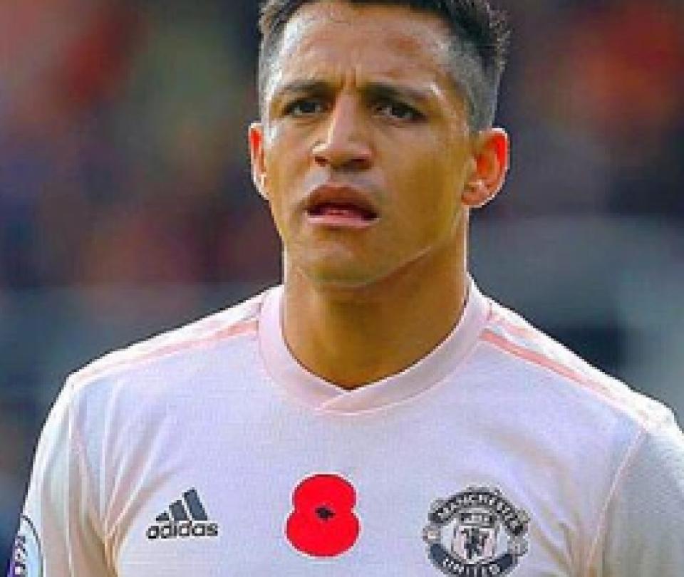 ¿Llegó su sitio ideal? El United estaría negociando el pase de Alexis 2
