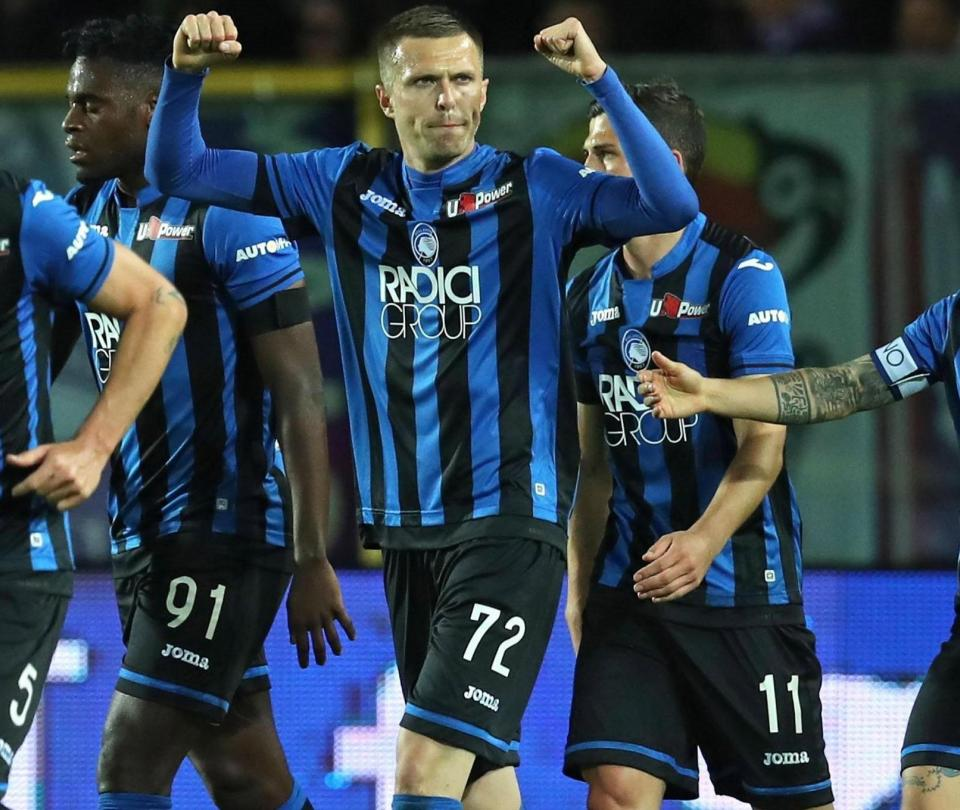 Problemas en Atalanta: dicen que 'Papu' Gómez y DT Gasperini se fueron a los golpes en el vestuario | Serie A 1