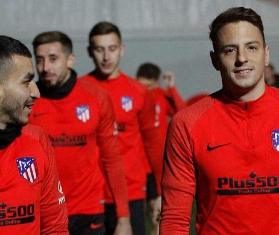 Santiago Arias lesión en Atlético de Madrid: tiempo de incapacidad contra Real Madrid 2020   Colombianos en el Exterior 1