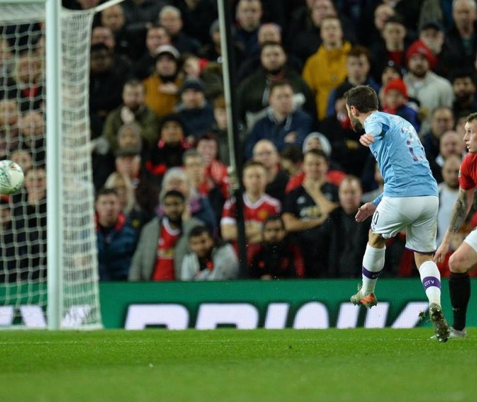 ¡En vivo! No se pierda el Derbi de Manchester: vea United vs City 1