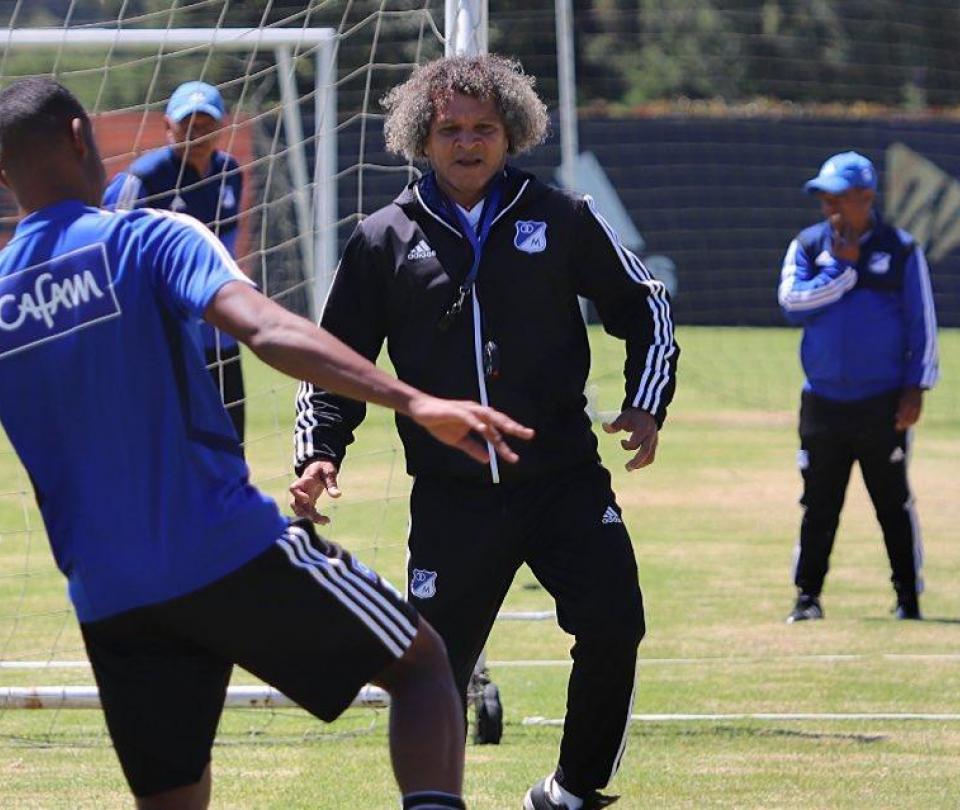Millonarios vs Chicó: Diego Godoy será titular en la Liga BetPlay | Futbol Colombiano | Liga BetPlay 1