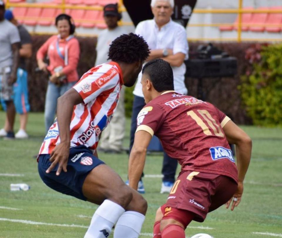 Tolima vs Junior: polémica por arbitraje y uso del VAR | Futbol Colombiano | Liga BetPlay 1