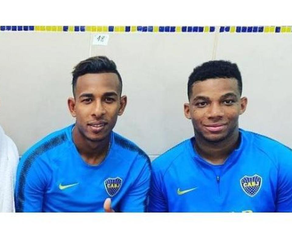 Sabor colombiano: Fabra y Villa pusieron a bailar a Boca Juniors 1