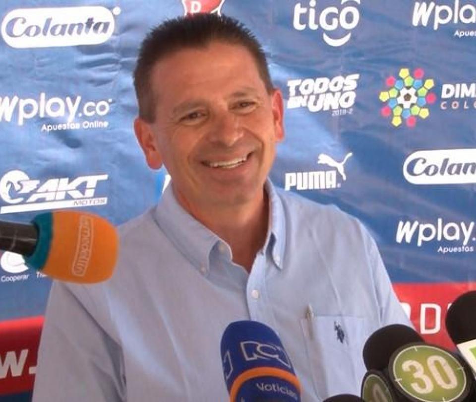 Noticias Colombia   'Debemos ponernos la camiseta del fútbol colombiano': 'Cunda' Valencia   Futbol Colombiano   Liga BetPlay 1