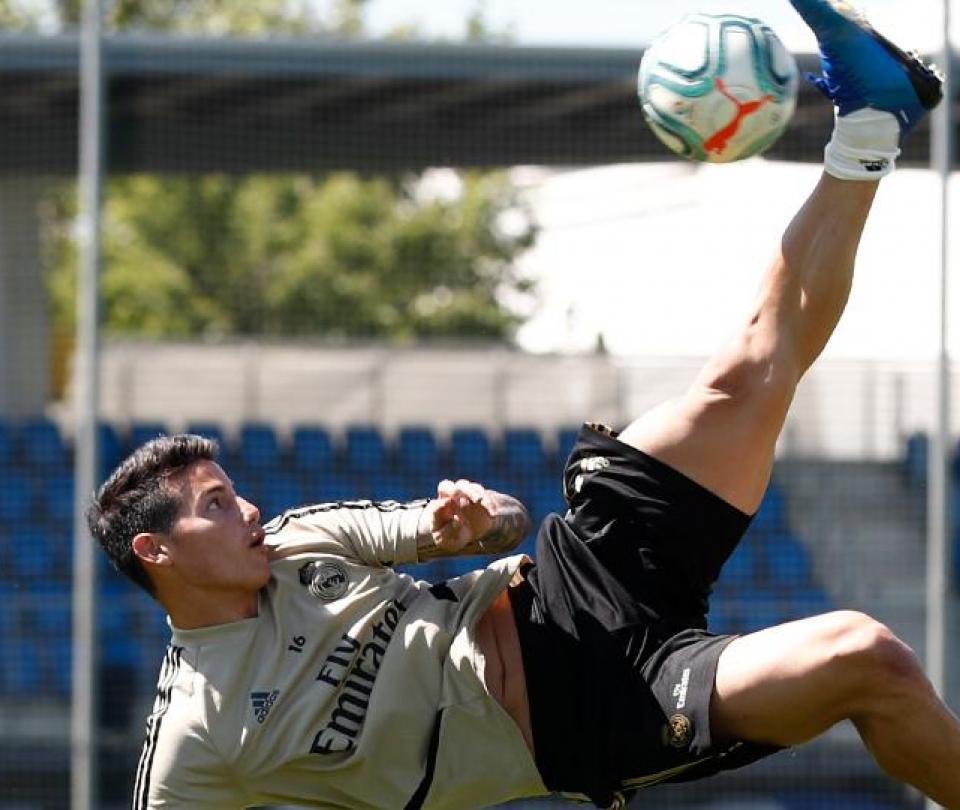 ¿En qué equipo rendiría mejor James Rodríguez? Modelo estadístico   Colombianos en el Exterior 1