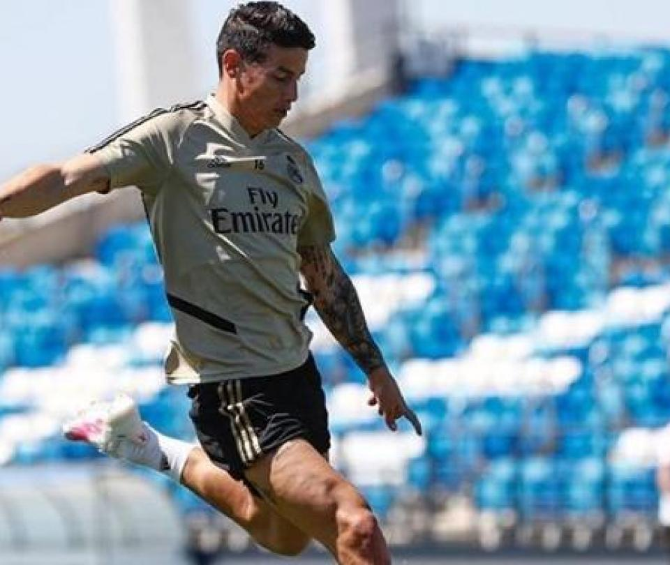 Análisis: Realidad de James en regreso de Real Madrid y posibilidades | Colombianos en el Exterior 1