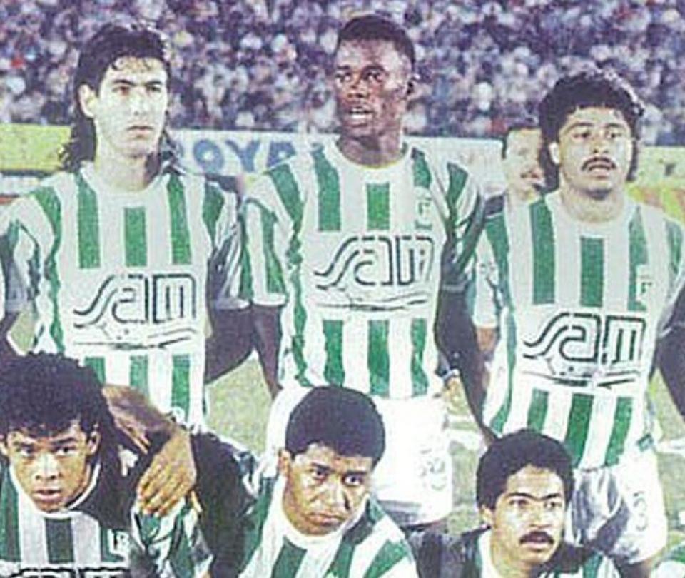 Atlético Nacional Copa Libertadores 1989: entrevista de Gildardo Gómez | Copa Libertadores 2