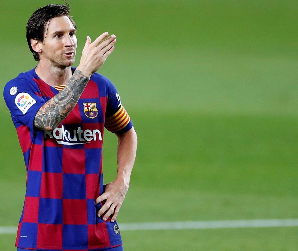 ¿Llegó el final? Vinculan a Messi con un equipo de la Premier League 2