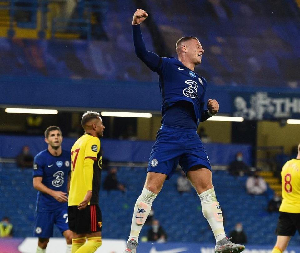 Chelsea ganó y así están los cupos a Champions en Premier League | Noticias fútbol | Premier League 2