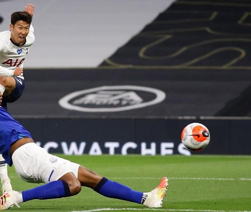 Tottenham vs Everton Premier League Yerry Mina y Davinson Sanchez | Colombia hoy | Premier League 2