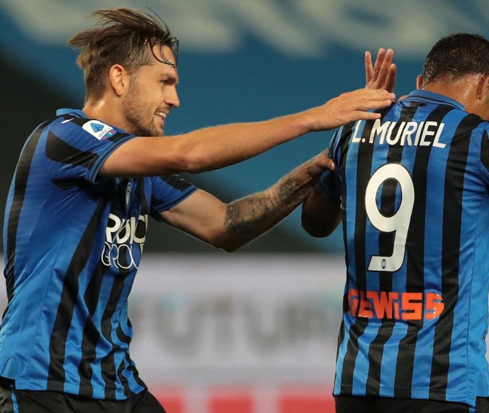 Atalanta vs Sampdoria goles: Luis Muriel no falla y Atalanta gana: tres puntos de oro para el club | Colombianos en el Exterior 2
