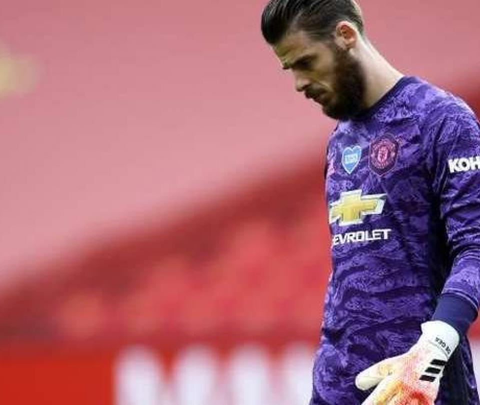 Manchester United De Gea ignoró lista de cobradores contra Villarreal CF | Premier League 1