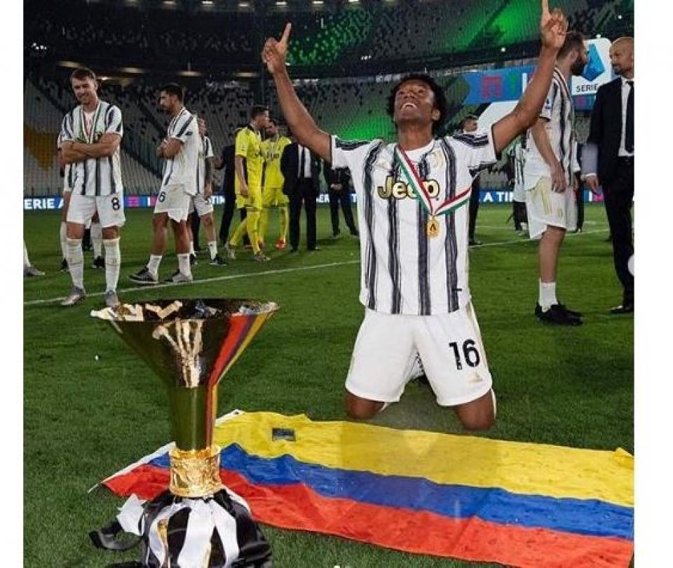 ¡Orgullo colombiano! Con Cuadrado, este es el equipo ideal de Serie A 1