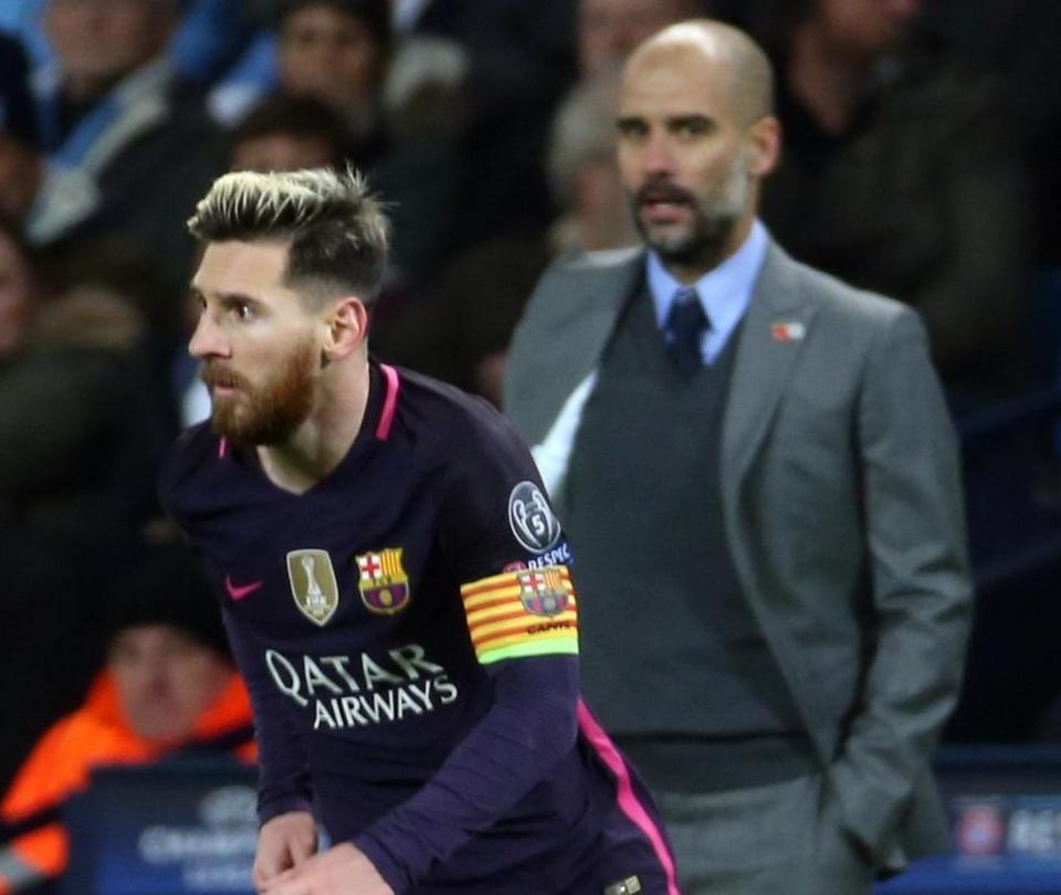 Messi se contactó con Pep Guardiola para fichar por Manchester City | Noticias FC Barcelona hoy | Liga de España 1