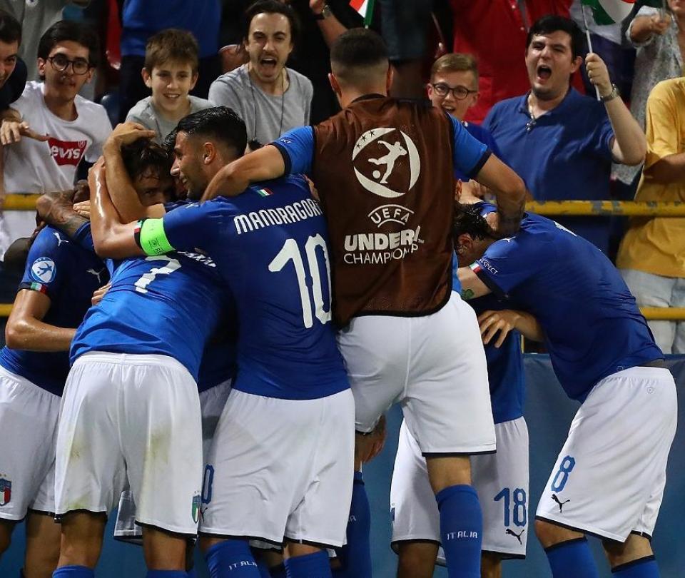 Eddie Salcedo fue convocado para Selección Italia Sub-21 amistoso Eslovenia | Noticias Colombia | Selecciones Nacionales 1
