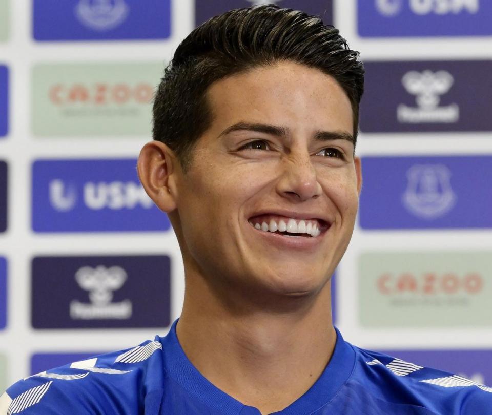 James Rodríguez noticias hoy: fichaje a Everton pudo ser gratis por Real Madrid | Mercado de fichajes | Colombianos en el Exterior 1