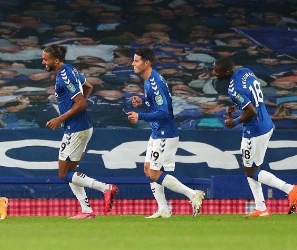 James Rodríguez hoy: los motivos para su gran momento en Everton   Análisis campaña   últimas noticias   Colombianos en el Exterior 1