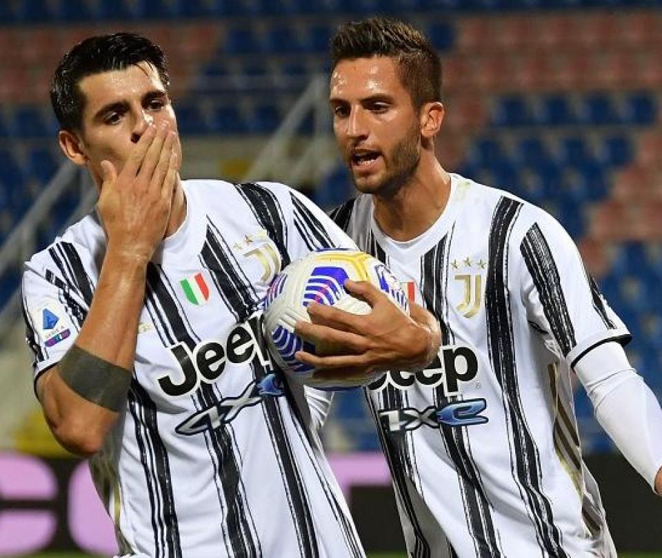 Crotone vs Juventus 1-1 gol Alvaro Morata crónica del partido Serie A 2020-21 | Serie A 1