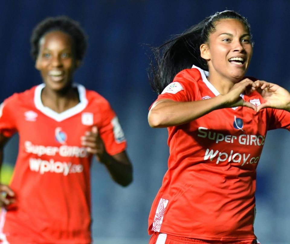 América femenino: Andrés Usme declaraciones Copa Libertadores 2021 | Futbol Colombiano | Fútbol Femenino 1