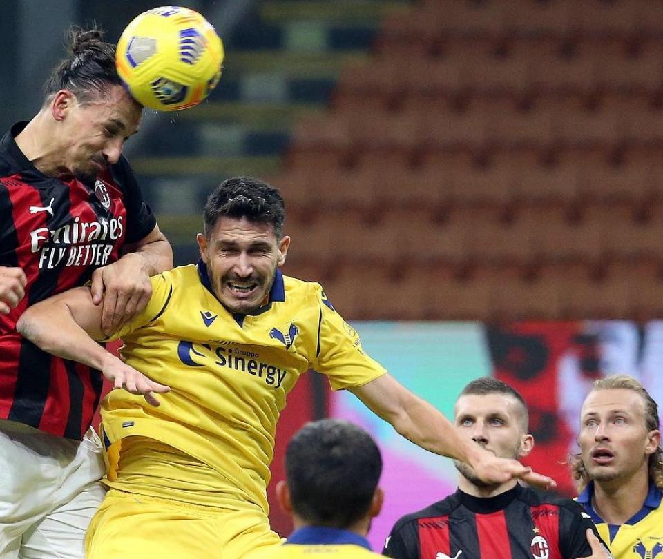 Zlatan, como el buen vino: salvó a Milan y es goleador de la Serie A 1