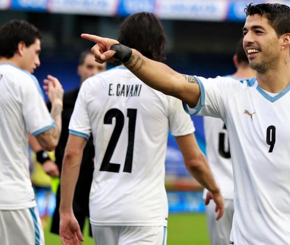 Selección Uruguay: Suárez asume culpa de contagio de covid y valora triunfo vs Colombia en Barranquilla | Selecciones Nacionales 1